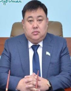 Предприниматель: «Вместе мы преодолеем все трудности!» Магауия ТУРЫСБЕКОВ, депутат областного маслихата, член партии «Nur Otan», руководитель ТОО «Казмедпром»:
