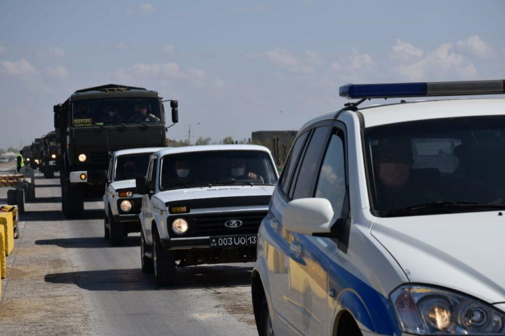 Түркістан қаласының әкімі Рашид Аюповтың тұрғындарға үндеуі