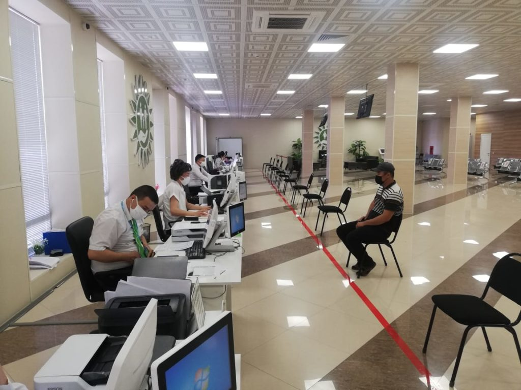 Түркістан облысында ХҚО-лар жұмысын қайта бастады