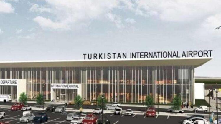 Түркістан аэропорты Гиннес рекордтар кітабына енуі мүмкін