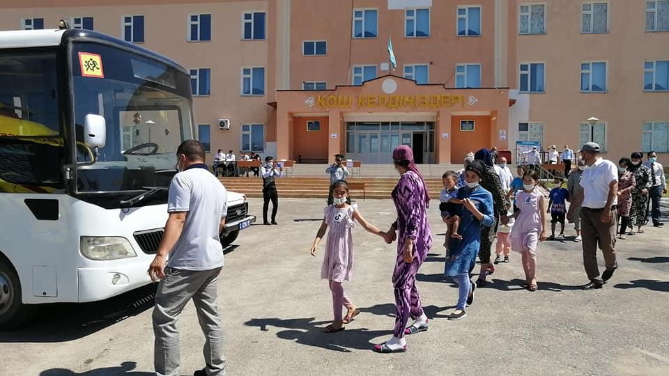 САЙРАМ: Республикалық штабтық оқу жаттығулары өтті